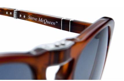 les lunettes solaires persol steve mcqueen po 714 en dition limit e choisir ses lunettes. Black Bedroom Furniture Sets. Home Design Ideas