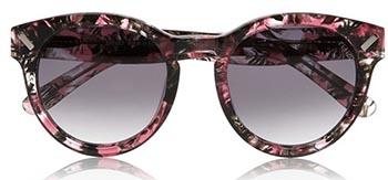 kenzo lunettes de soleil femme,KENZO KZ 5107 Noir C01