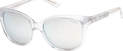 solaires guess croco 2017