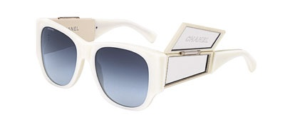 Lunettes soleil chanel collection 2015 for Collection miroir chanel
