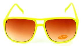 946bafe0e0a479 Osez les lunettes de soleil fluo ... pour un été vitaminé ...
