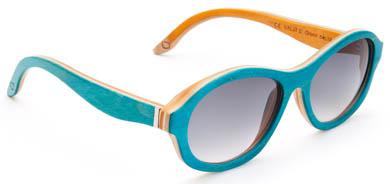 Montures lunettes bois ardeche