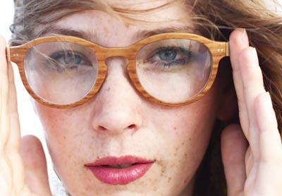 Les lunettes en bois   Osez le naturel !   Choisir ses lunettes f8ecf8537627