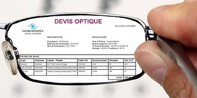 a6e81cf91c Tout savoir sur le devis optique | Choisir ses lunettes