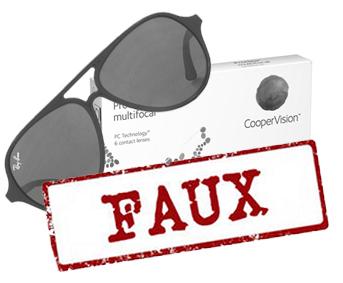 Savoir repérer les contrefaçons   Choisir ses lunettes 9644736a3f7c