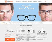 2ebf38d40e5d55 Experoptic est un site spécialisé pour les lunettes de vue avec verres  progressifs. Avec un kit de prise de mesure (breveté) offert à  l inscription, ...
