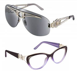 6f1c7cc9827a06 VERSACE, le luxe à l italienne   Choisir ses lunettes