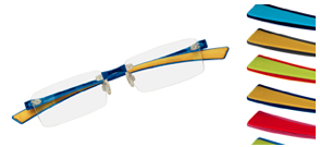 Lunettes branches interchangeables TRY